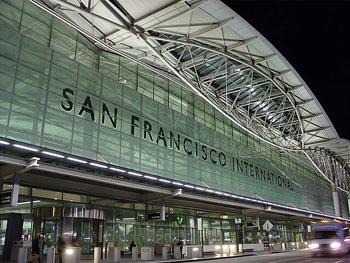 SF International Aiport